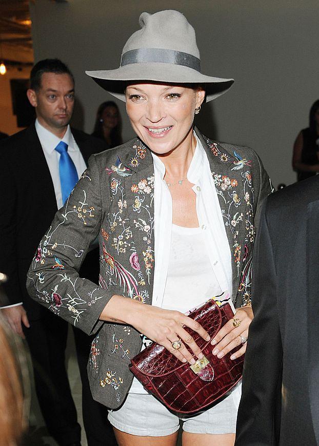 Kate Moss chce zostać... aktorką!