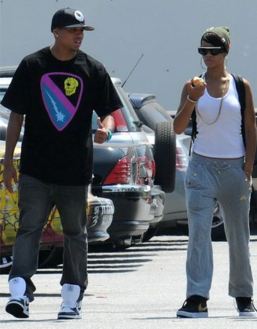 Rihanna i Chris zmietli konkurencję!