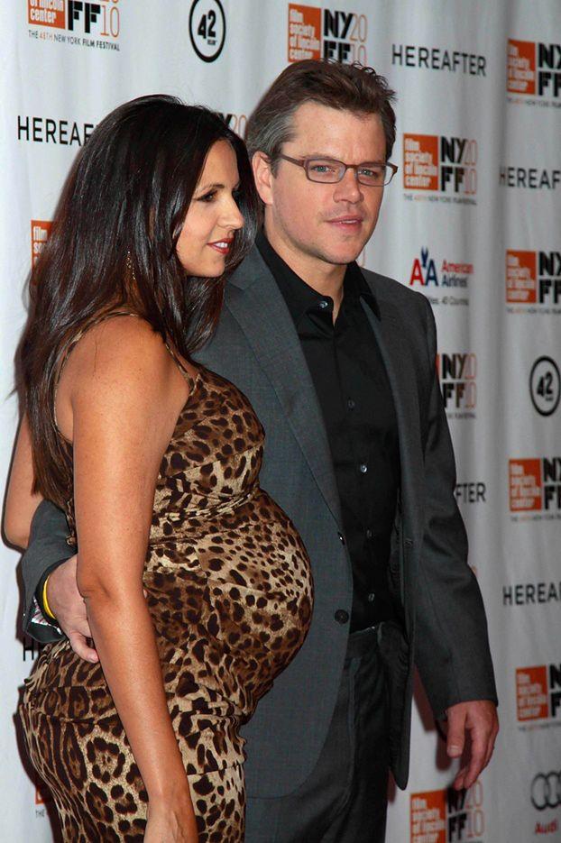 Matt Damon został ojcem!