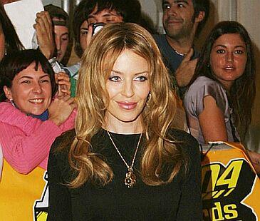 Kylie Minogue chce być mamą