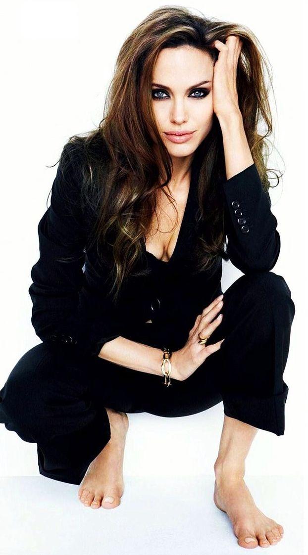 Angelina Jolie ikoną naszych czasów?