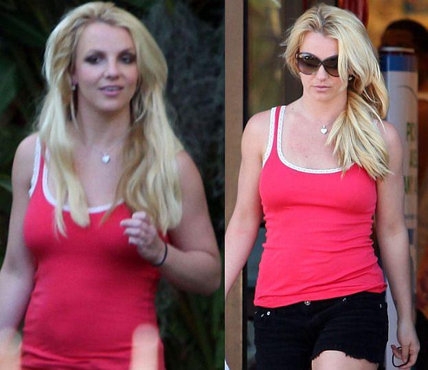 Britney w świetnej formie! (ZNOWU ŁADNA?)