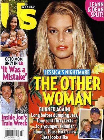 Jessica była zdradzana!