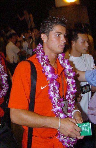 Zakochany Ronaldo