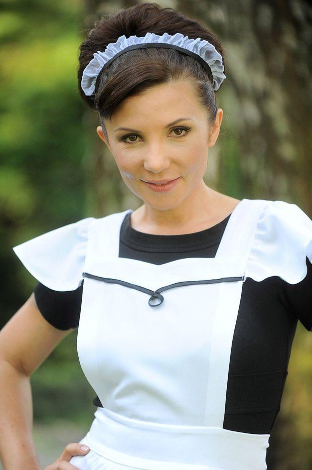 Magda Femme jako pokojówka!