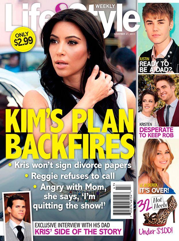 """""""Kris dowiedział się o rozwodzie z mediów!"""""""
