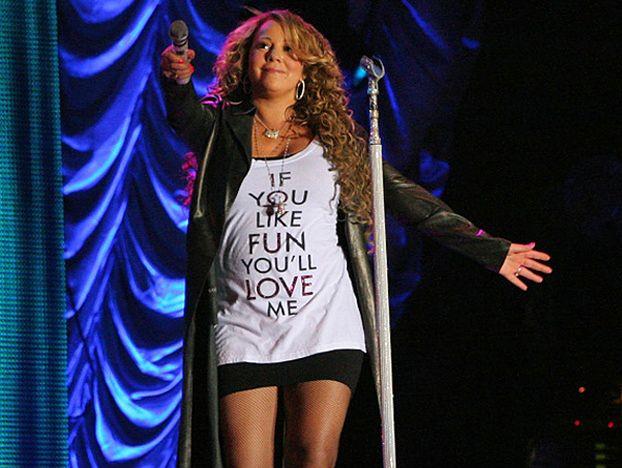 Mariah JEST W CIĄŻY!