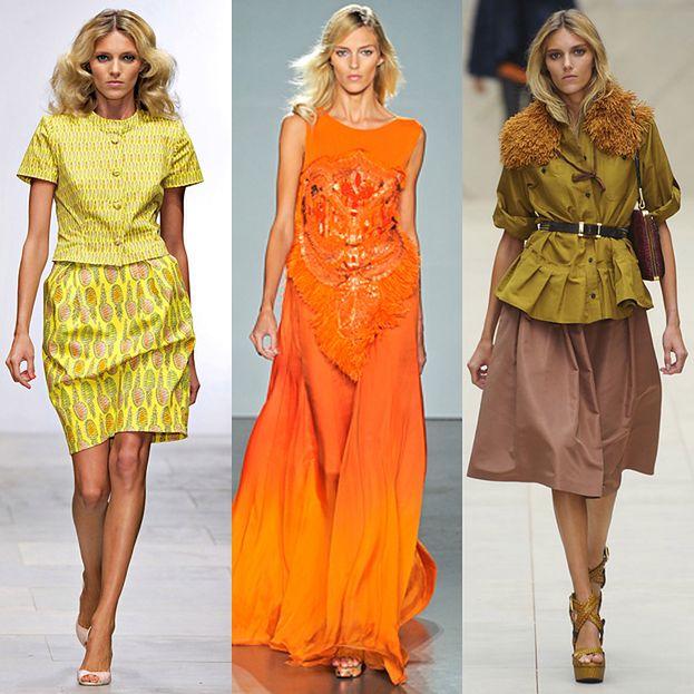 Anja na London Fashion Week!
