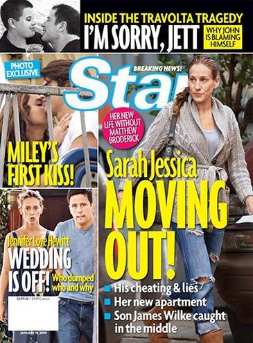 Koniec małżeństwa Sarah Jessiki Parker