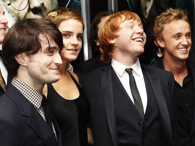 """""""Harry Potter"""" zarobi 156 milionów w weekend!"""