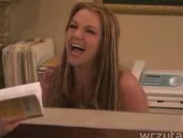 Britney w serialu! (2 WIDEO)