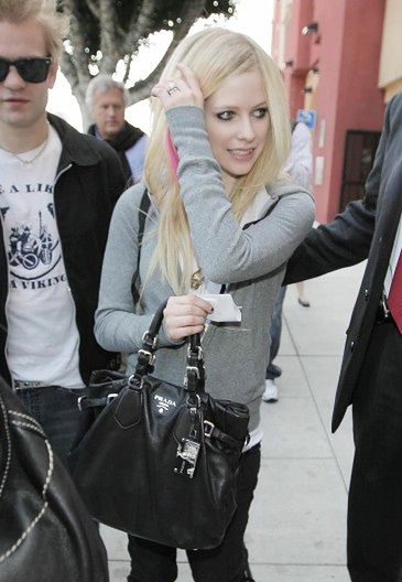 Avril Lavigne w ciąży?!