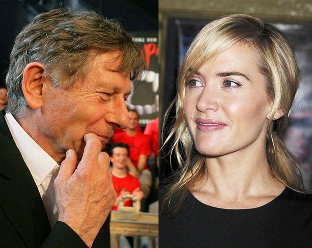 """Kate Winslet: """"Polański jest niezwykły"""""""