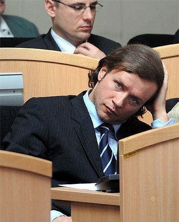 Majdan rezygnuje z mandatu radnego!