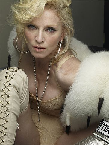 Madonna bez retuszu! (ZDJĘCIA)