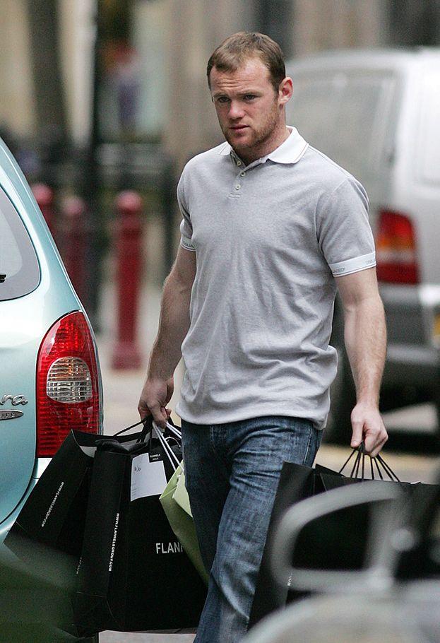 Rooney traci kontrakty reklamowe! PRZEZ SEKS Z PROSTYTUTKAMI