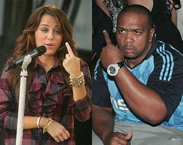"""Timbaland: """"Miley jest następnym Justinem"""" (POSŁUCHAJ)!"""