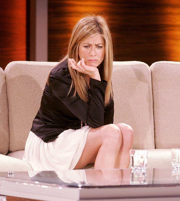 Aniston rezygnuje z macierzyństwa?!