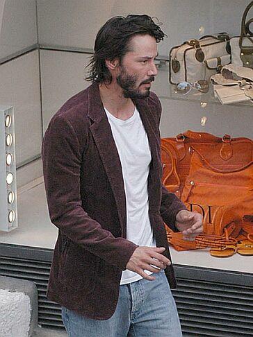 Keanu Reeves nie chce być dłużej sam
