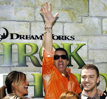 Premiera Shreka 3