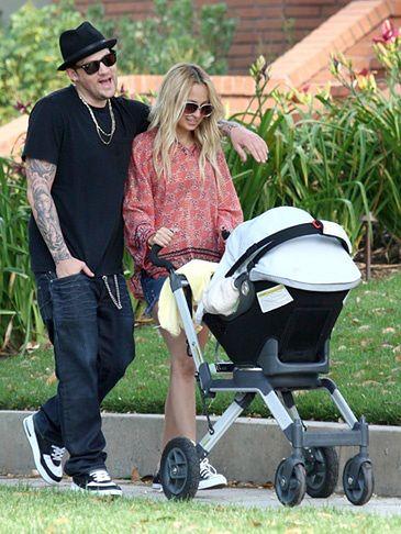 Nicole Richie urodziła chłopca!