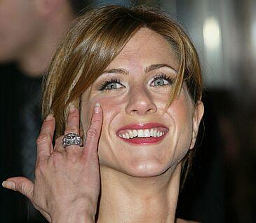 """Sztuka zrywania"" Jennifer Aniston"