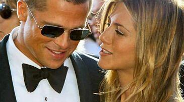 Aniston i Pitt rozstali się, bo byli zbyt szczęśliwi