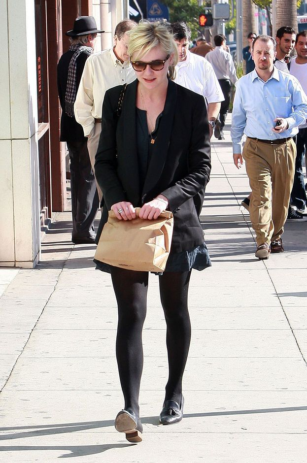 Kirsten Dunst jest alkoholiczką!