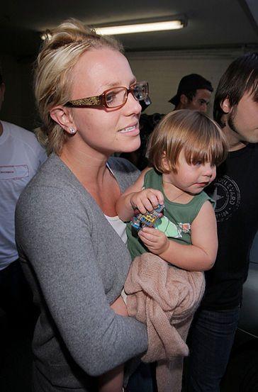 Synowie Britney zdewastowali hotel!