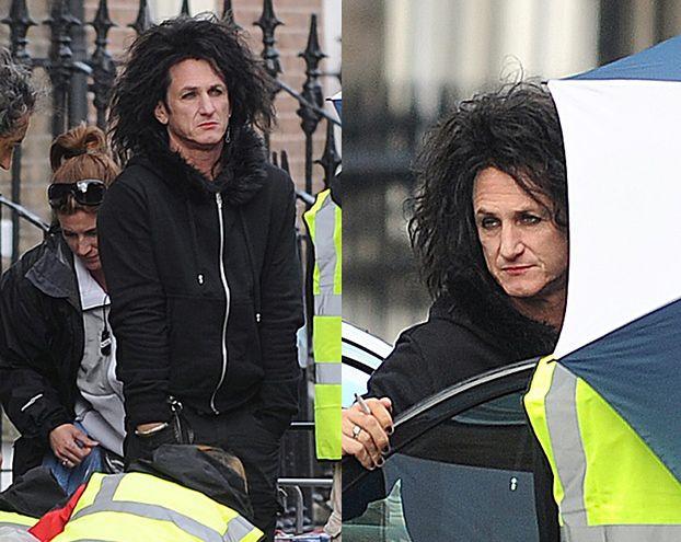 Sean Penn jako kobieta?