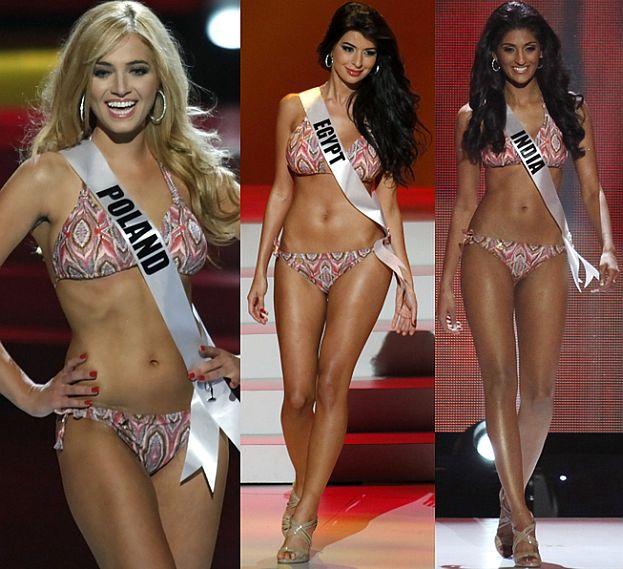 Kandydatki do Miss Universe w strojach kąpielowych! (ZDJĘCIA)