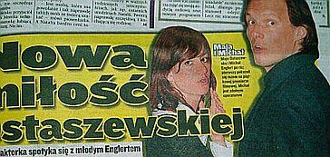 Maja Ostaszewskia z nowym chłopakiem
