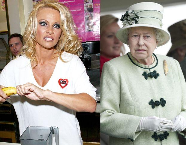 Pamela chce się spotkać z królową!