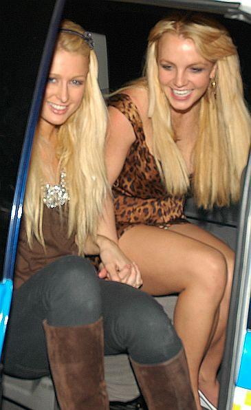 Britney Spears biseksualna?