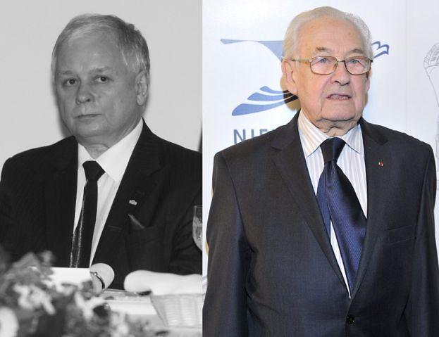 Wajda przeciwny pochowaniu Kaczyńskiego na Wawelu!