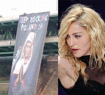 Fani Madonny kontratakują!