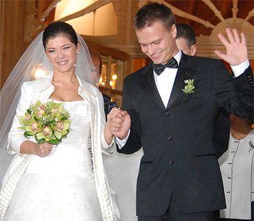 Cichopek i Hakiel wzięli ślub! (ZDJĘCIA)