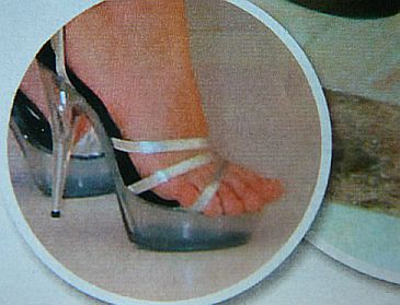 Liszowska w za małych butach!