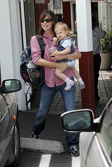 Antygwiazdorscy Ben Affleck i Jennifer Garner