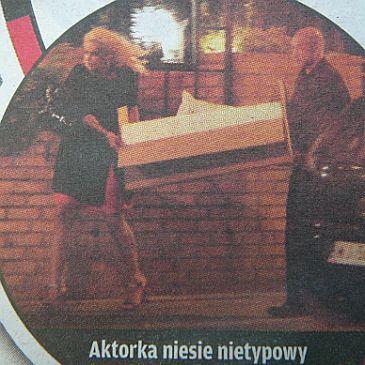 Co Liszowska kupiła Pirogowi?