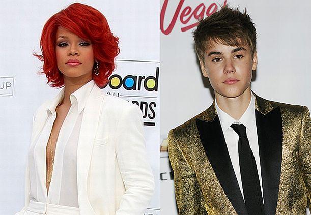 Rihanna OLAŁA BIEBERA!