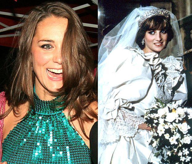 Narzeczona księcia Williama będzie miała dwie suknie ślubne!