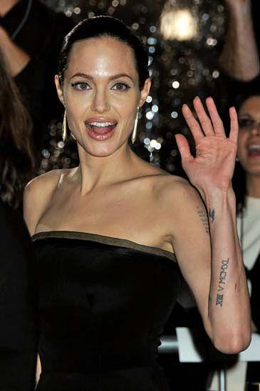 Stylistka okradła Angelinę Jolie!