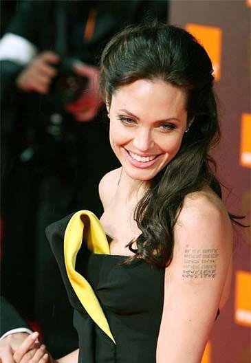 Lesbijki kochają Angelinę Jolie!