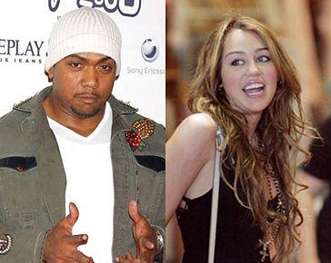 Timbaland nagrywa z... Miley Cyrus!