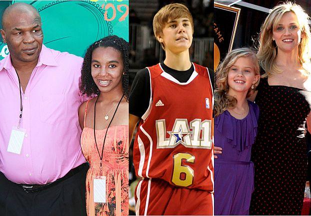 Dzieci gwiazd kochają i nienawidzą Biebera...