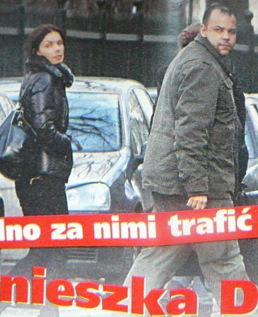 Dygant i Yoka spacerują po Wrocławiu