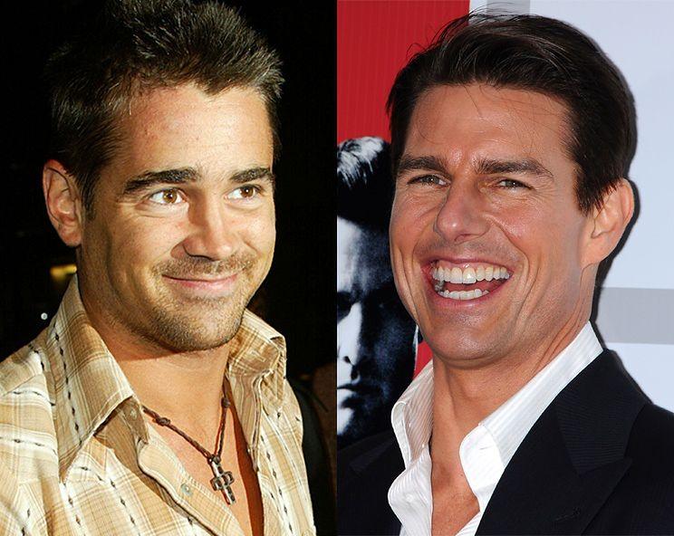 """Farrell: """"Tom Cruise to równy gość"""""""