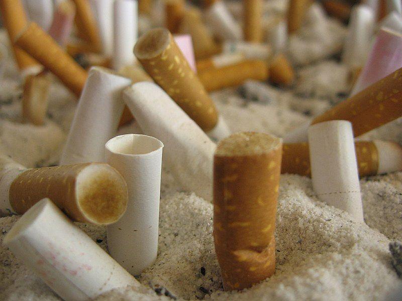 Papierosy W Piasku Co Jesc Po Rzuceniu Palenia Wp Abczdrowie