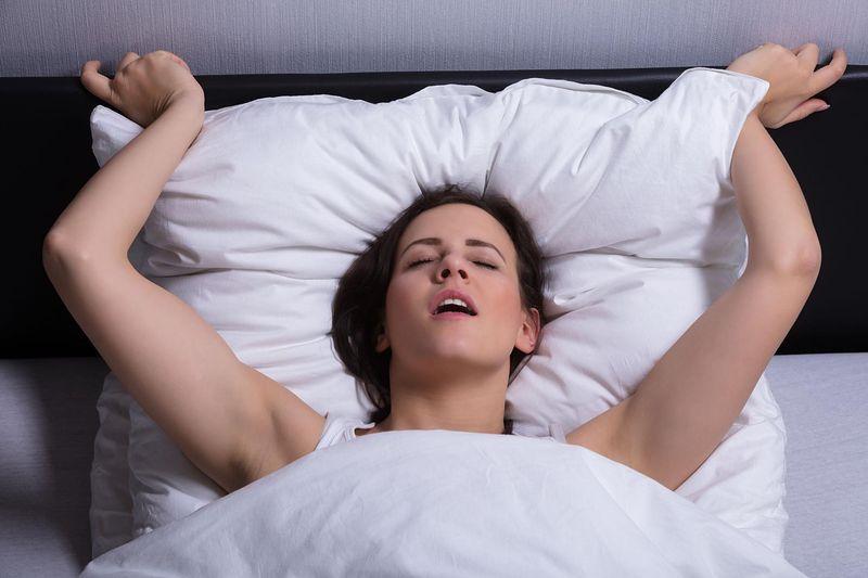 Męski i żeński orgazm